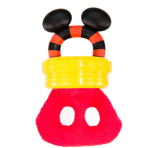 Sassy Disney Mickey Mouse Terry Teether