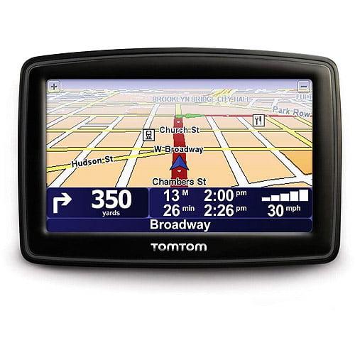 "TomTom XL 325SE 4.3"" Portable GPS with Spoken Street Names"