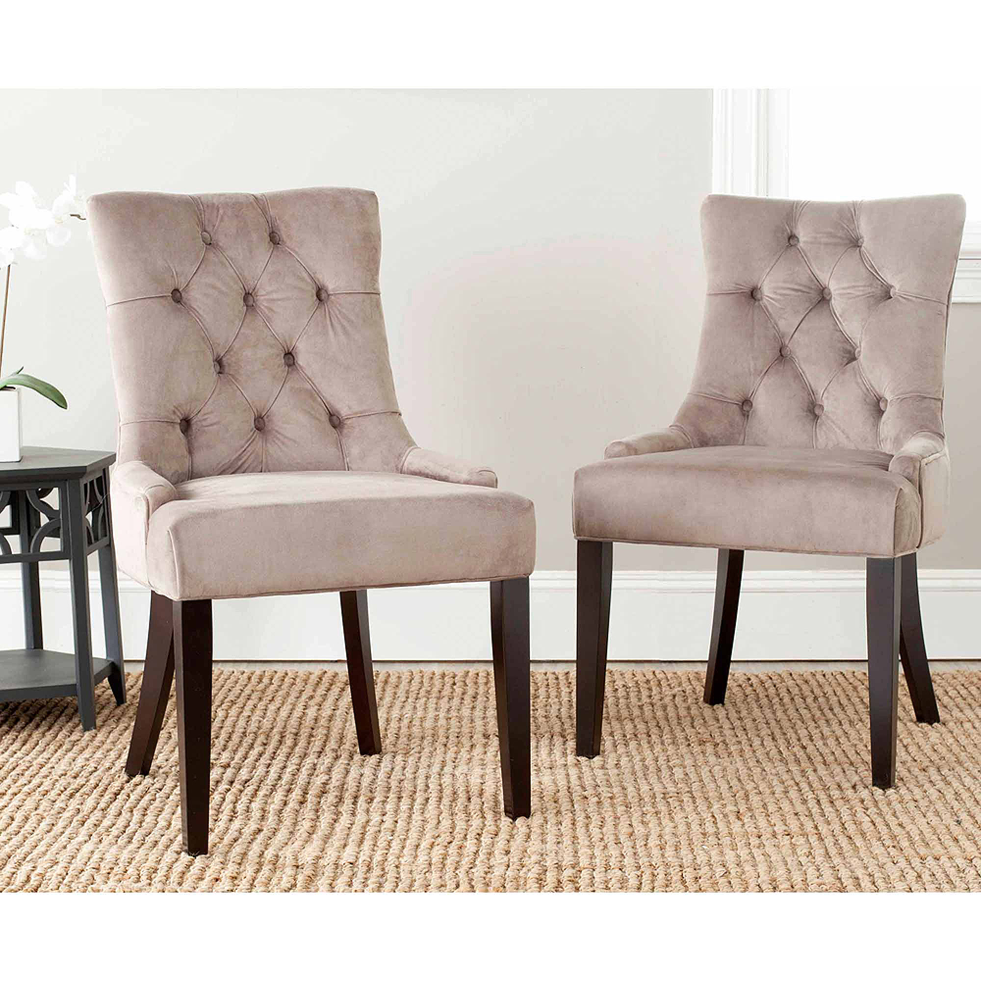 Safavieh Abby Side Chair, Set of 2