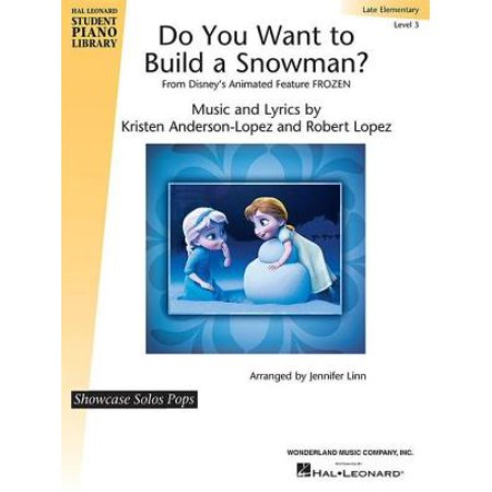 Do You Want to Build a Snowman? (from Frozen) - eBook](Build Snowman)