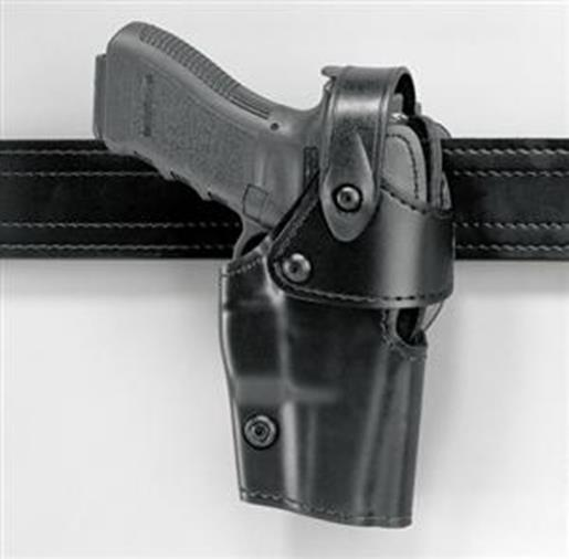 Safariland 295-83-61 Level II Retention Duty Holster RH - Fits Glock 17