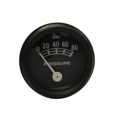 80Lb Oil Pressure Gauge For Ford New Holland Tractor - Fad9273A ()
