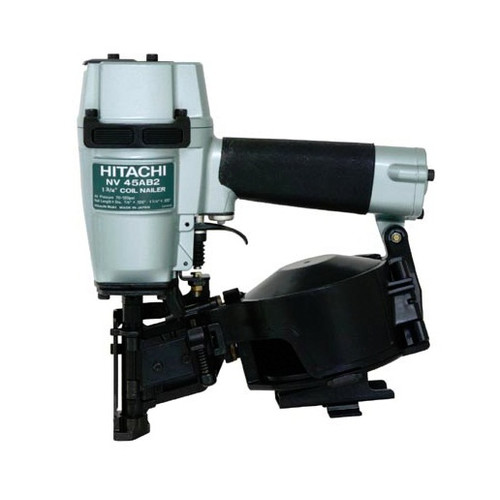 Hitachi 16 Degree 1-3/4 in. Coil Roofing Nailer NV45AB2