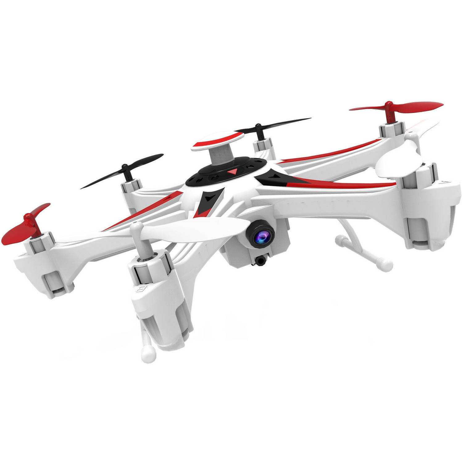Riviera RC Spinner Wi-Fi Drone with 3D App, White
