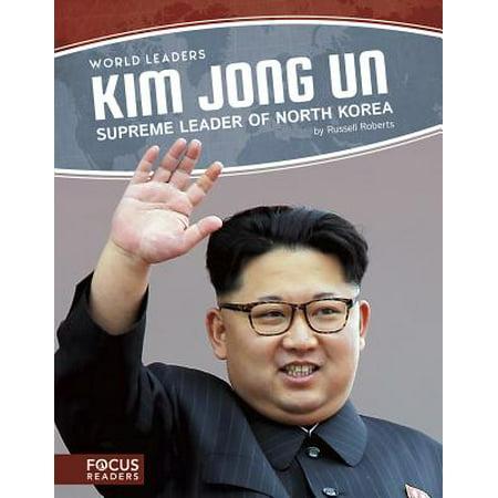 Kim Jong Un : Supreme Leader of North Korea](Kim Jong Halloween)