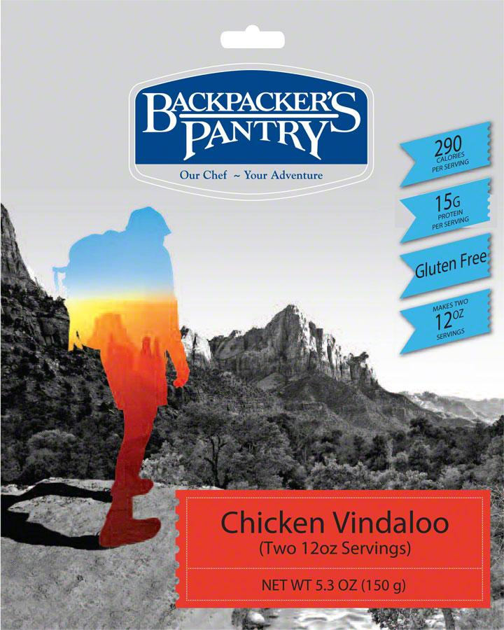 Backpacker's Pantry Chicken Vindaloo: 2 Servings by Backpacker's Pantry