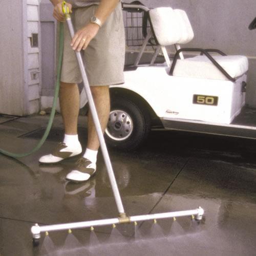 Midwest Rake 546048 48 in. Jet Blast Water Broom