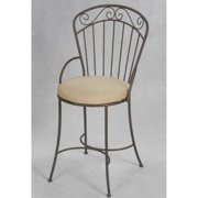 Deer Park Ironworks Imperial Chair with Cushion