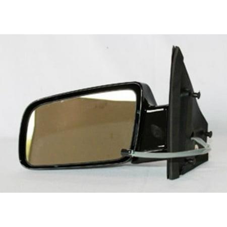NEW LH DOOR MIRROR FITS CHEVY 00-05 ASTRO GMC SAFARI POWER W/O HEAT GM1320232 62054G GM1320232 15757375 62054G CV12EL GM1320232 Astro Mirror Lh Driver