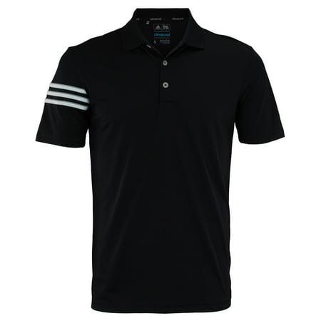 Adidas Men's Black 3-Stripe Coaches (Adidas Big Game Polo)