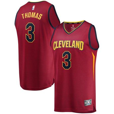 Isaiah Thomas Cleveland Cavaliers Fanatics Branded Fast Break Replica Jersey  Wine - Icon Edition - Walmart.com bb01ced4c