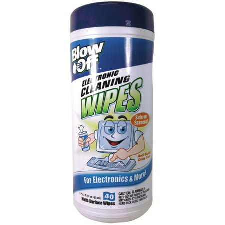 BLOW OFF WPE-002-091 Electronic Cleaning - Urine Off Wipes