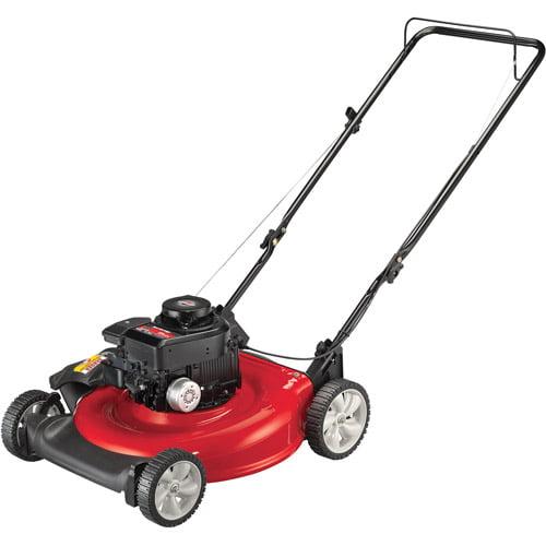"Yard Machines 21"" Side Discharge/Mulch Gas Push Mower"