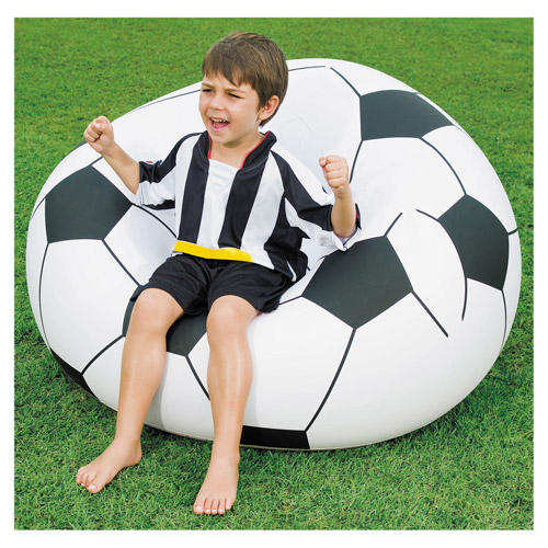Bestway Beanless Soccer Ball Chair by Bestway