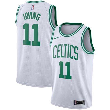 watch 9ec32 75157 Kyrie Irving Boston Celtics Nike Replica Swingman Jersey - Association  Edition - White