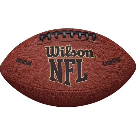Wilson NFL All Pro Replica Pee Wee Size Football ()