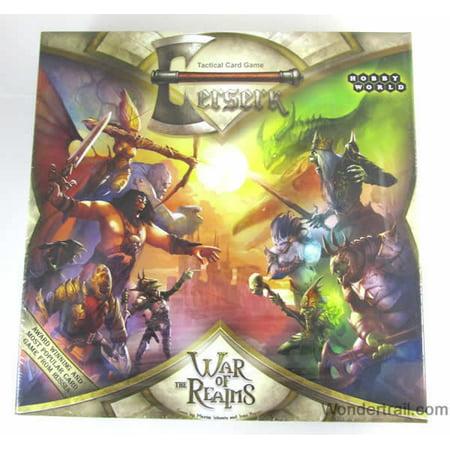 Berserk War of the Realms Tactical Card Game Asmodee