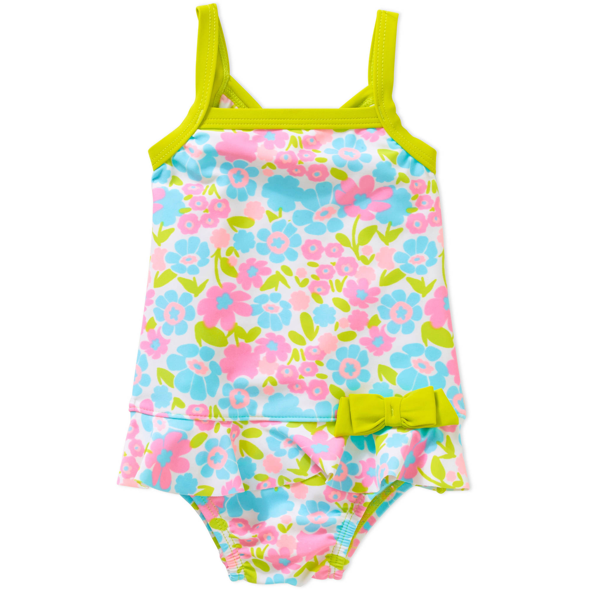 Child of Mine by Carters Baby Girls'  1 Piece Swimsuit, Online Exclusive