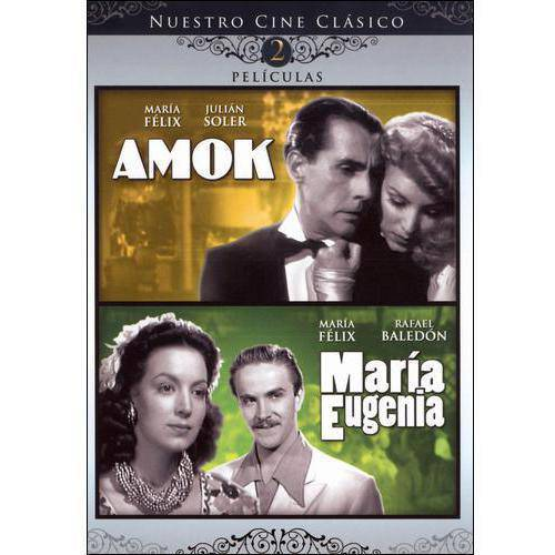Amok   Maria Eugenia (Spanish) (Full Frame) by Lionsgate