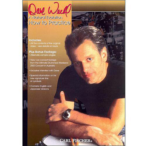 Dave Weckl: How To Practise