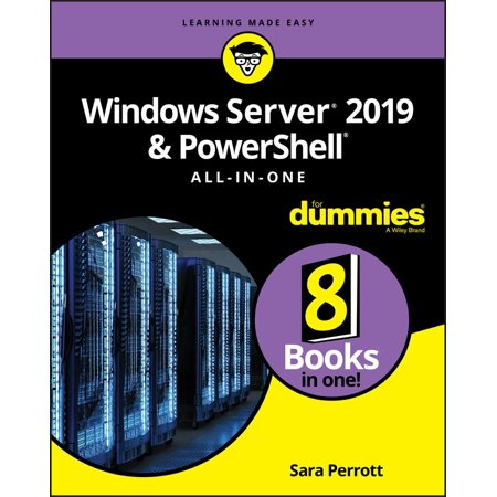 Windows Server 2019 & Powershell All-In-One for (Best Small Business Servers 2019)