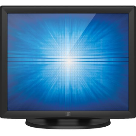"Elo 1915L 19"" LCD Touchscreen Monitor - 5:4 - 5 ms - 5-wire Resistive - 1280 x 1024 - SXGA - 16.7 Million Colors - 800:1 - 300 Nit - USB - VGA - Gray"