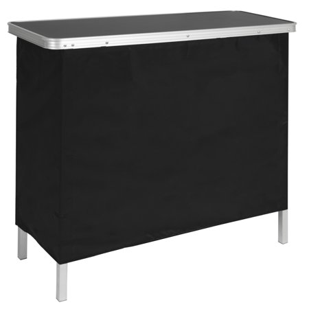 Best Choice Products Portable Pop-Up Bar Table ()