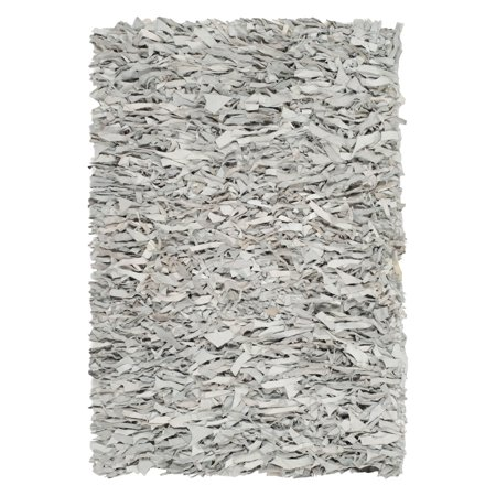 Safavieh Leather Shag LSG601 Indoor Area Rug