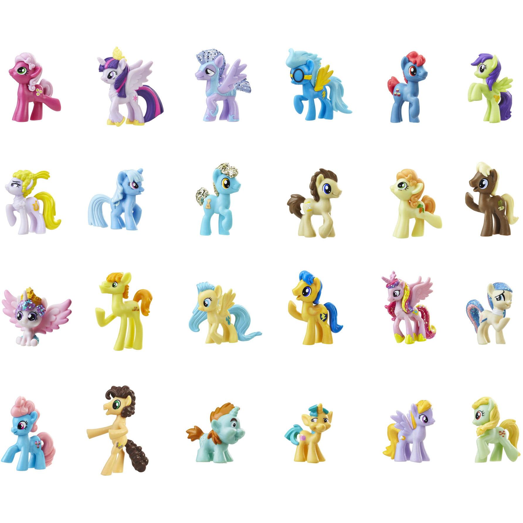My Little Pony Friendship Is Magic Collection Blind Bags 2018 01 Walmart Com Walmart Com
