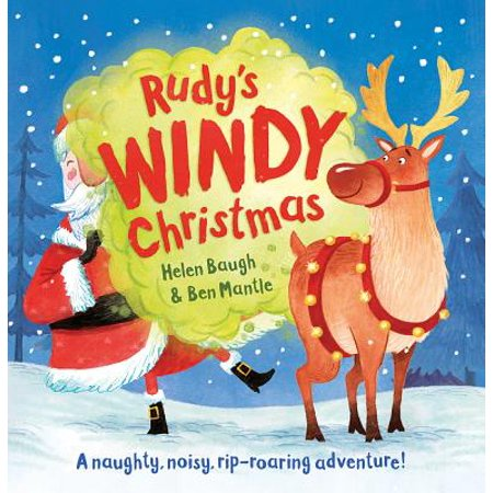 Rudy's Windy Christmas - Windy Wings