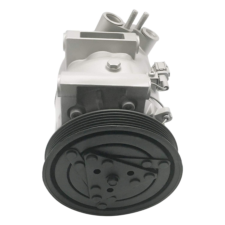 RYC Remanufactured AC Compressor and A//C Clutch FG427