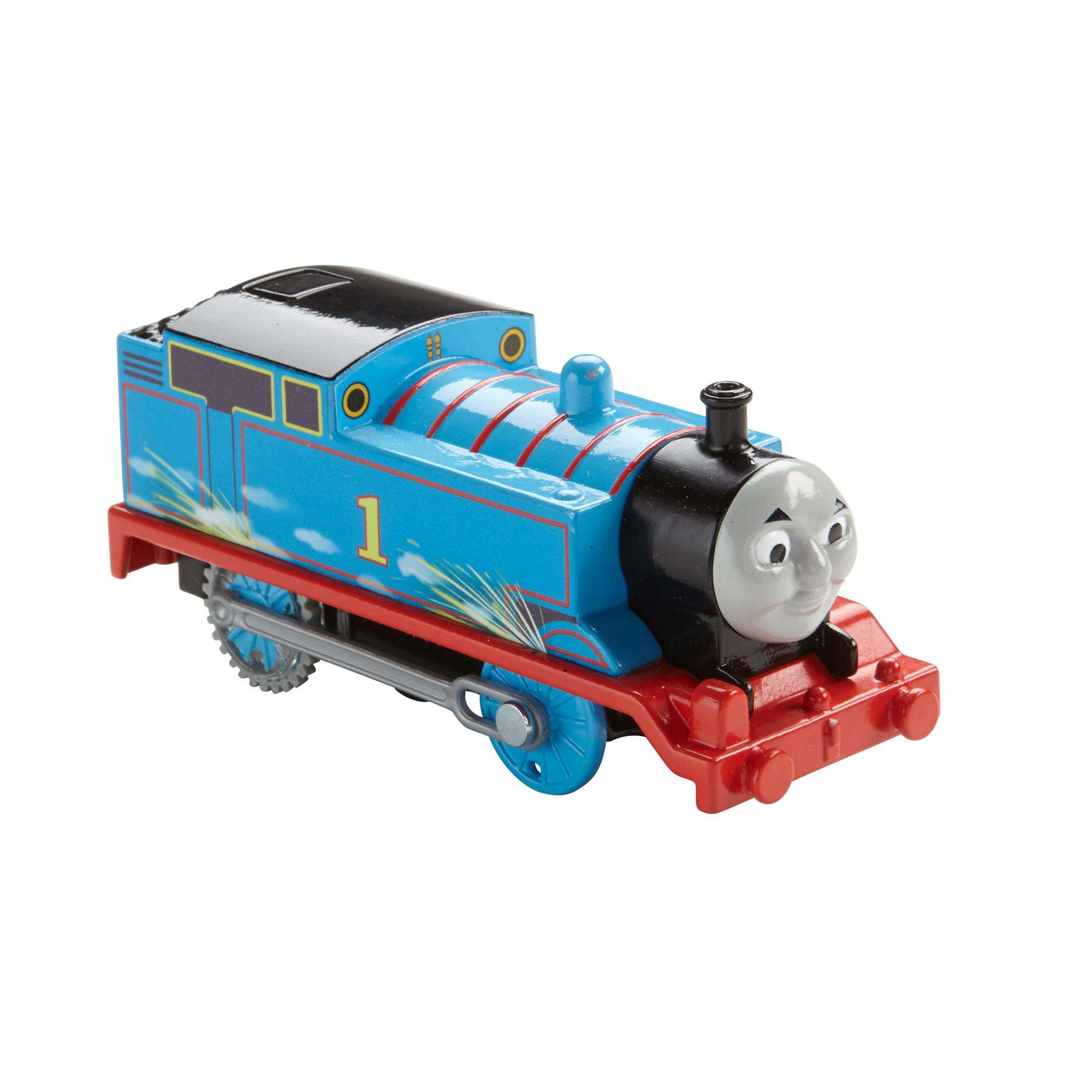 Thomas & Friends TrackMaster Speed & Spark Thomas