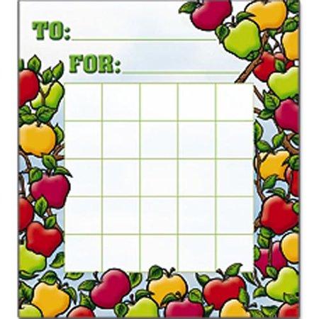 Apples Mini Incentive Charts