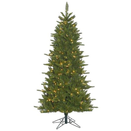 Slim Durango Dura-Lit Christmas Tree with Clear Lights, 7.5 ft. x 45 in. - image 1 de 1