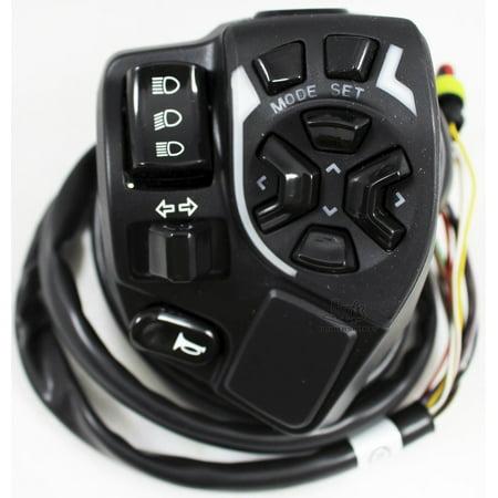 - Spyder 2014 Spyder St Se5 Logem Inter   Housing Switch 710003916 New Oem