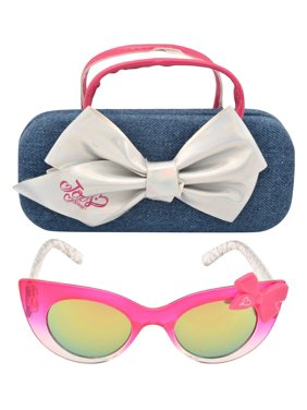 JoJo Siwa Girl's Sunglass and Case Set