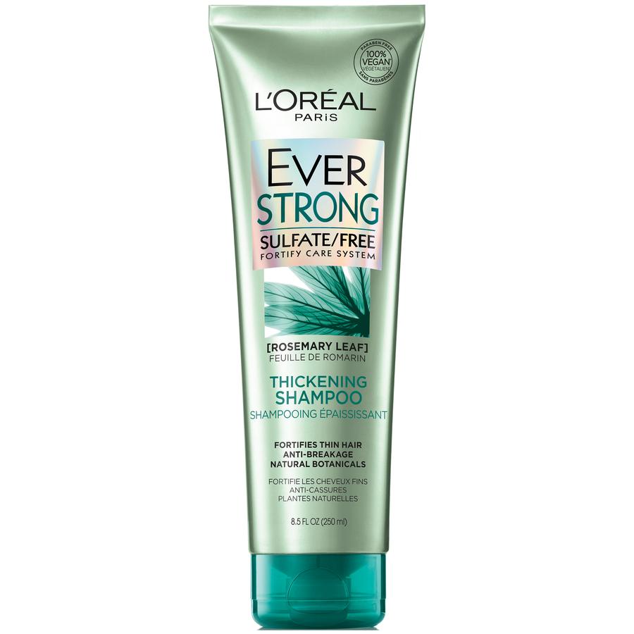L'Oreal Paris EverStrong Thickening Shampoo 8.5 FL OZ