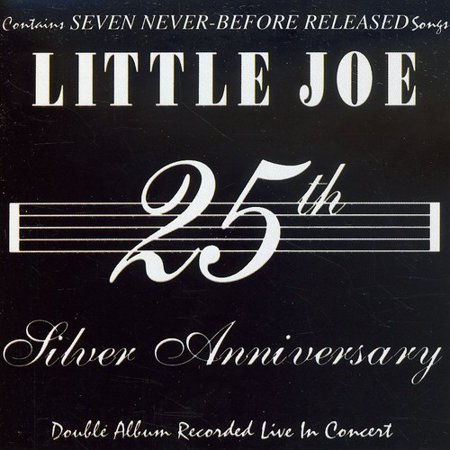 25th Silver Anniversary (CD) - 25th Anniversary Silver