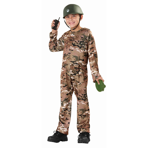 Army Commando Child Halloween Costume