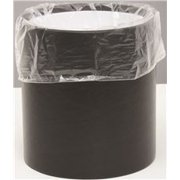 CAN LINER TRASH BAGS ICE BUCKET 8X12 4 GAL. .6MIL NATURAL 1000 PER CASE FLAT PACK