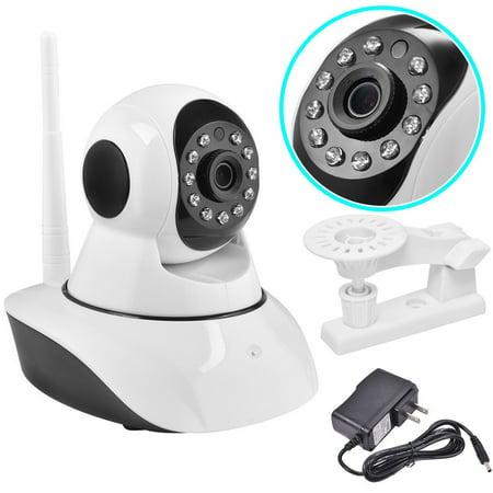 720P Wireless Wifi Webcam CCTV Security Camera Surveillance Night Vision (Best Webcam Security Camera)