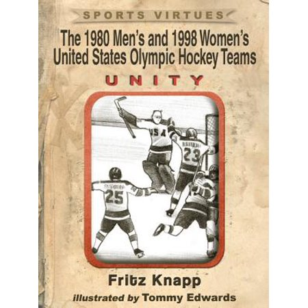 The 1980 Men's and 1998 Women's United States Olympic Hockey Teams - eBook