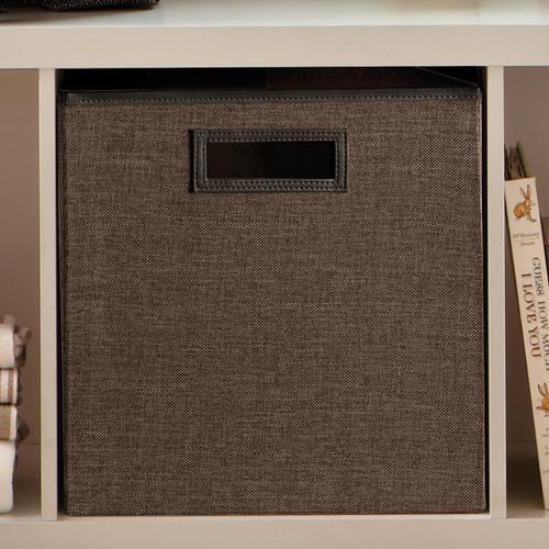 ClosetMaid Decorative Storage Fabric Storage Bin