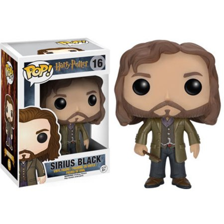 FUNKO POP! MOVIES: HARRY POTTER - SIRIUS BLACK](Halloween Props Sale)