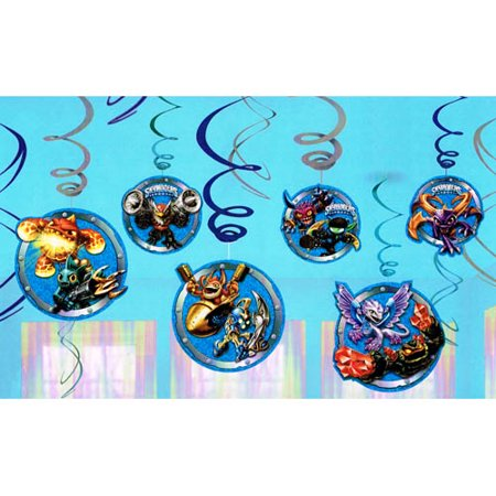 Skylanders Swirl Value Pack - Skylanders Birthday Party