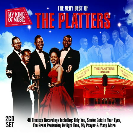 My Kind of Music-Very Best of the Platters (CD)