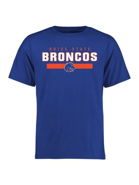 Boise State Broncos Team Strong T-Shirt - Royal