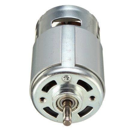775 DC 12V-36V 3500-9000RPM Motor Ball Bearing Large Torque High Power Low Noise DC Motor Accessories Electrical Supply - image 6 of 7