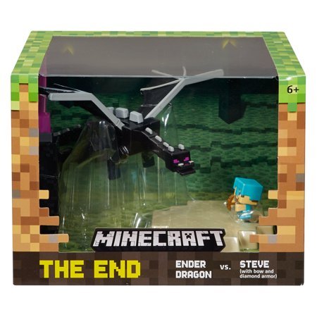 Minecraft Mini Figure Battle Box  The End