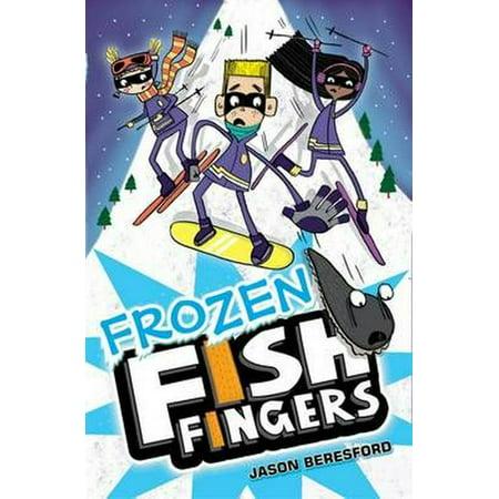 Fish Flingers (Frozen Fish Fingers)